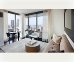 Luxury 2 Bedroom 2 Bath in Upper West Side, West End Avenue with Views of Central Park and Manhattan Skyline|$6,400|