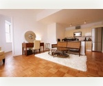 ***FINANCIAL DISTRICT***ONE BEDROOM with OVERSIZED WINDOWS &amp; HIGH CEILINGS***LUXURY BUILDING with ROOFTOP DECK***NO FEE!!!