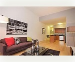 Stunning Studio with Views of the Statue of Liberty! White glove, full service building