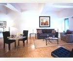 Upscale Yet Affordable | Financial District | Alcove Studio | Rental | High Ceilings and Oversized Windows
