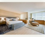 Chic Central Park West One Bedroom Palace High in The Sky w/Incredible Park Views