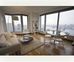 Spacious Tribeca Three Beddroom with Beautiful Uptown Views w/Full Service Amenities + Lap Pool