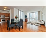 Luxury Condominium Rental. Stunning 2 Bed/2 Bath wiith City Views. Upper West. Columbus Cirlce.