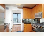 Beautiful and Spacious 3 Bedroom / 3 Bath Residence With Stunning Views From Floor-To-Ceiling Windows in Upper East Side!