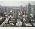 *High floor 2 bed room 2 bath **Panoramic vew of all Manhattan**
