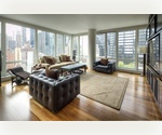 Incredibly Bright and Spacious Brand New Two Bedroom Two Bathroom Condominium.