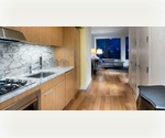 DESIGNER  PHILIPPE STARCK, FINANCIAL DISTRICT 2 bedroom 2 bath .